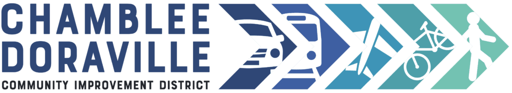 Chamblee Doraville Logo Horizontal
