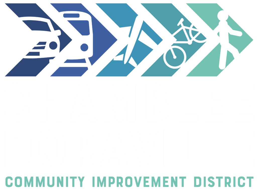 Chamblee Doraville Logo Square